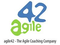 agile42 International GmbH logo